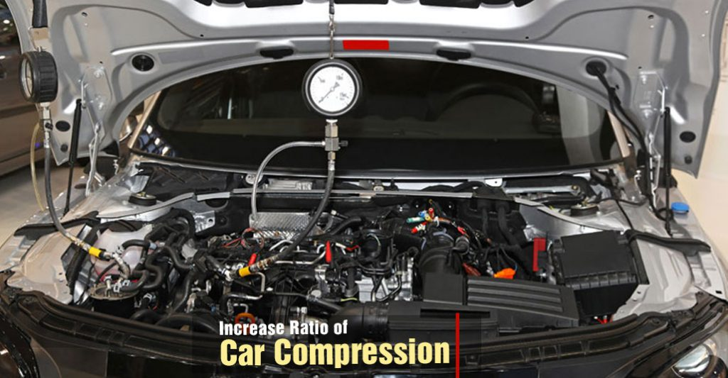 How to Increase Compression Ratio