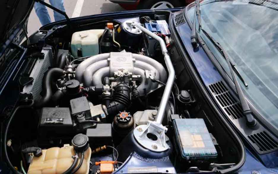 Testing car Crank Power