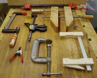 Types of Welding Clamp