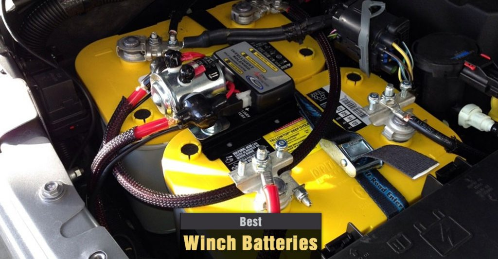 Best Winch Battery