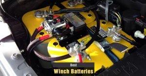 Best Winch Battery