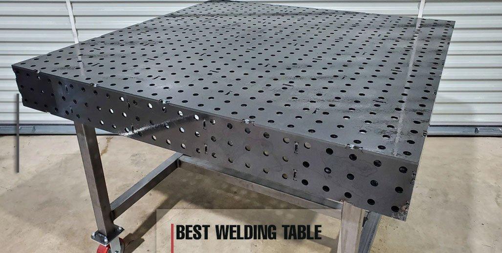best welding tables reviews