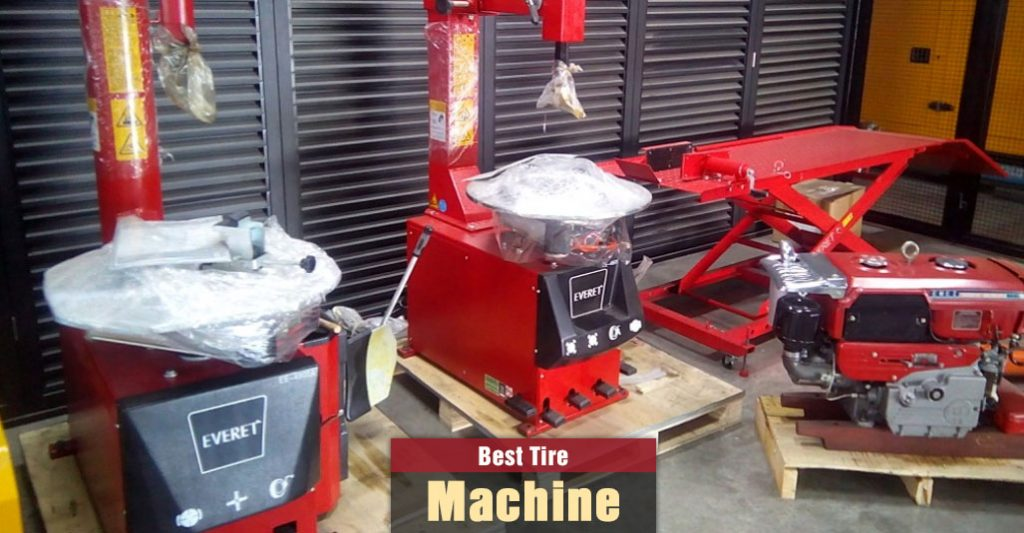 Best Tire Changer and Balancer Machine Combo