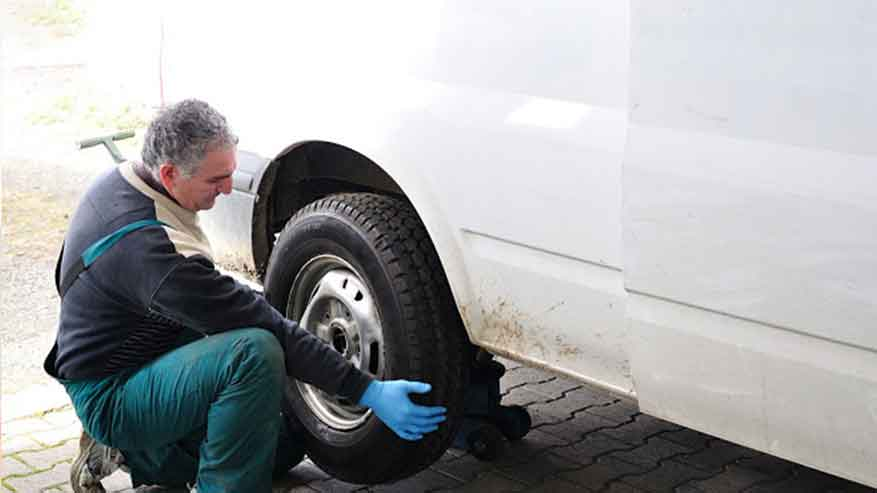 Does Tire Shine Damage the Tire?