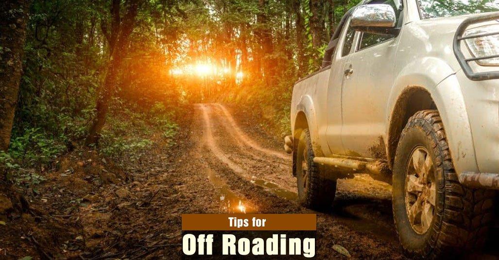 Off Roading Tips for Beginners
