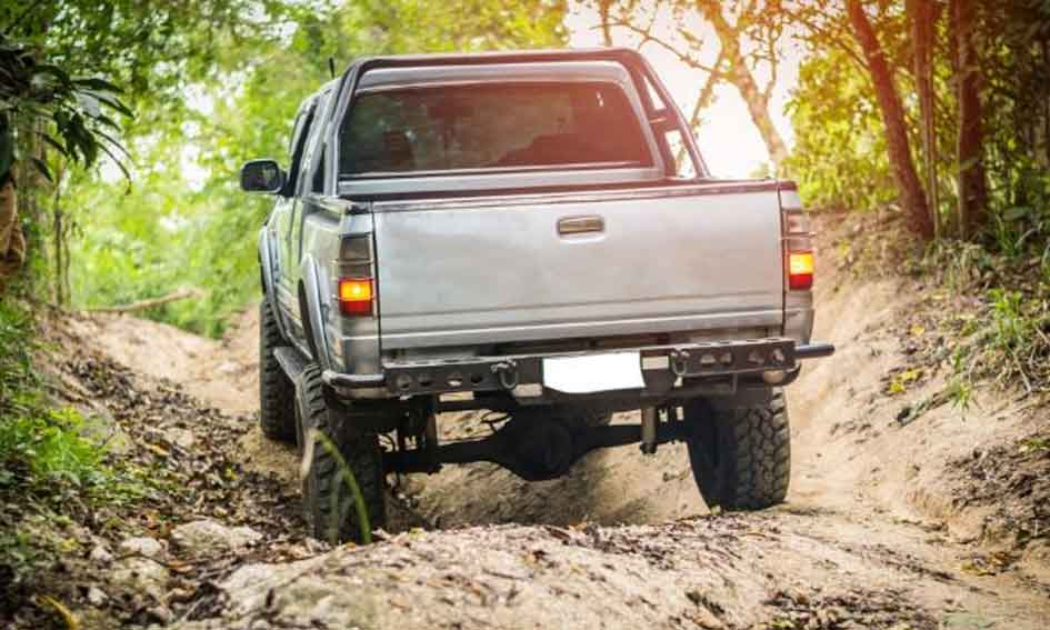 how to drive off-road