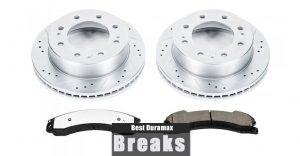 Best Brakes for Duramax