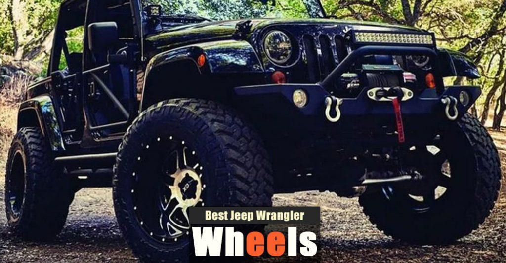 Best Wheels for Jeep Wrangler JK & TJ
