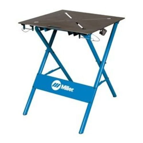 Best Portable Welding Table - ArcStation Surface 29x29 by Miller Electric