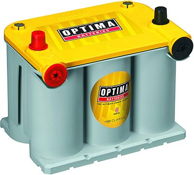 Best 12v Battery for Winching - Optima 8042-218 D75/25 Battery