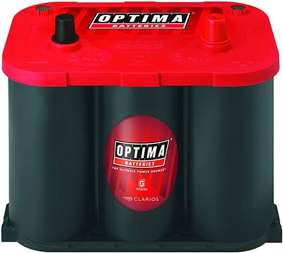 Best Deep Cycle - Optima 8003-151 34R RedTop Battery