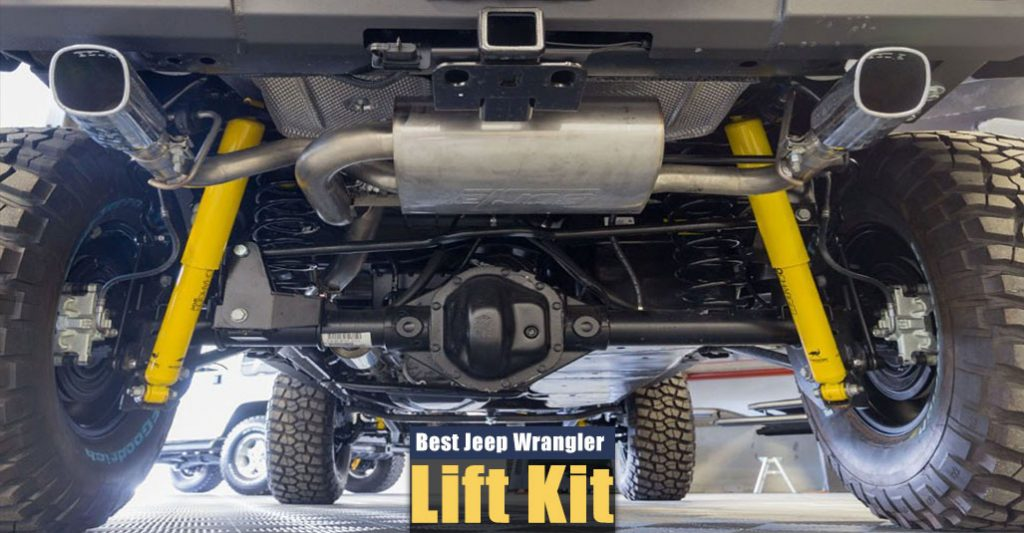 Best Lift Kits for Jeep Wrangler Tj