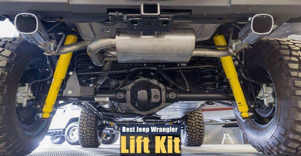 Best Lift Kits for Jeep Wrangler Tj
