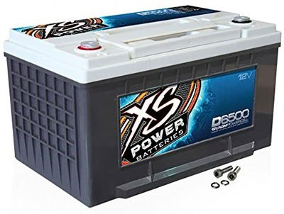Best Overall - XS Power D6500 XS Series 12V Battery