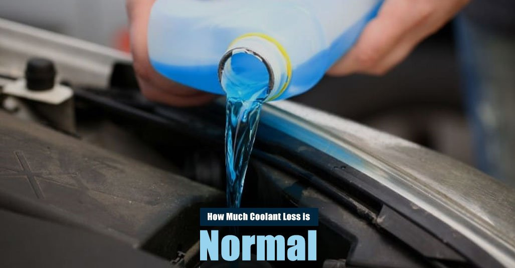 How Much Coolant Loss is Normal