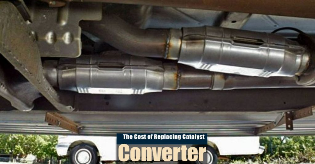 How Much Does The Catalytic Converter Cost