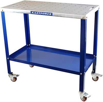 Sturdy Work Table - KASTFORCE KF3002 Portable Welding Table
