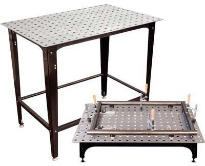 Best Table Design for Welding - Strong Hand Tools FixturePoint