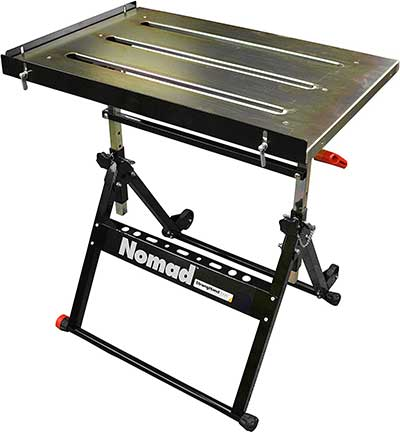 Best Small Welding Table - Strong Hand Tools Nomad - TS3020