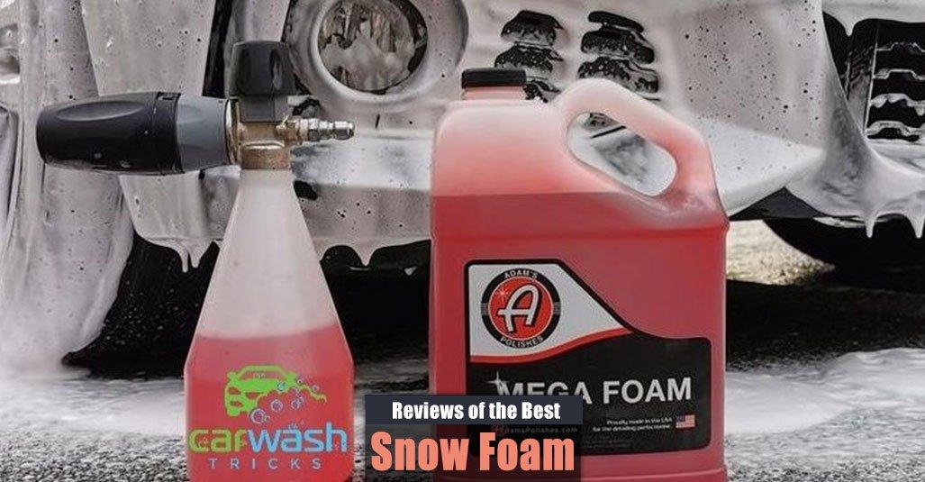 Best Snow Foam Soap