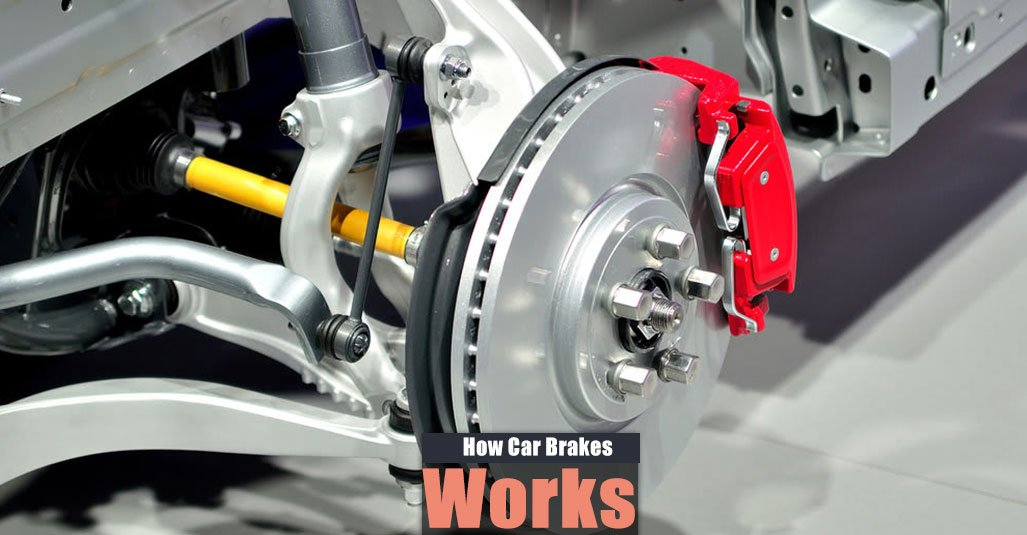 How Car Brakes Work