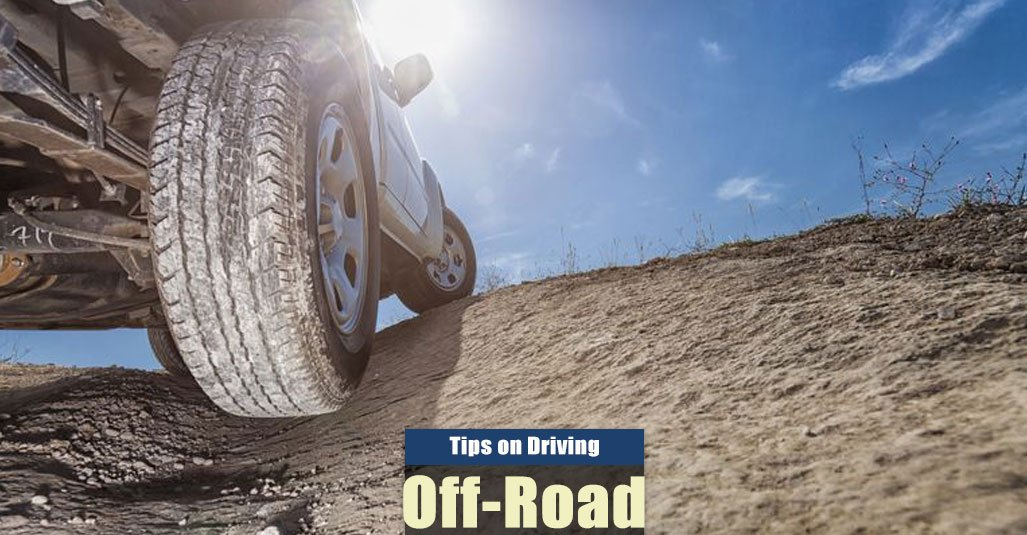 Off-Road Driving Tips for Beginners