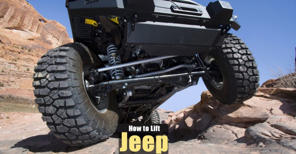 How to Lift Jeep Wrangler