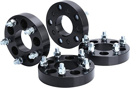Best Wheels for Jeep Wrangler JK and TJ  bolts pattern