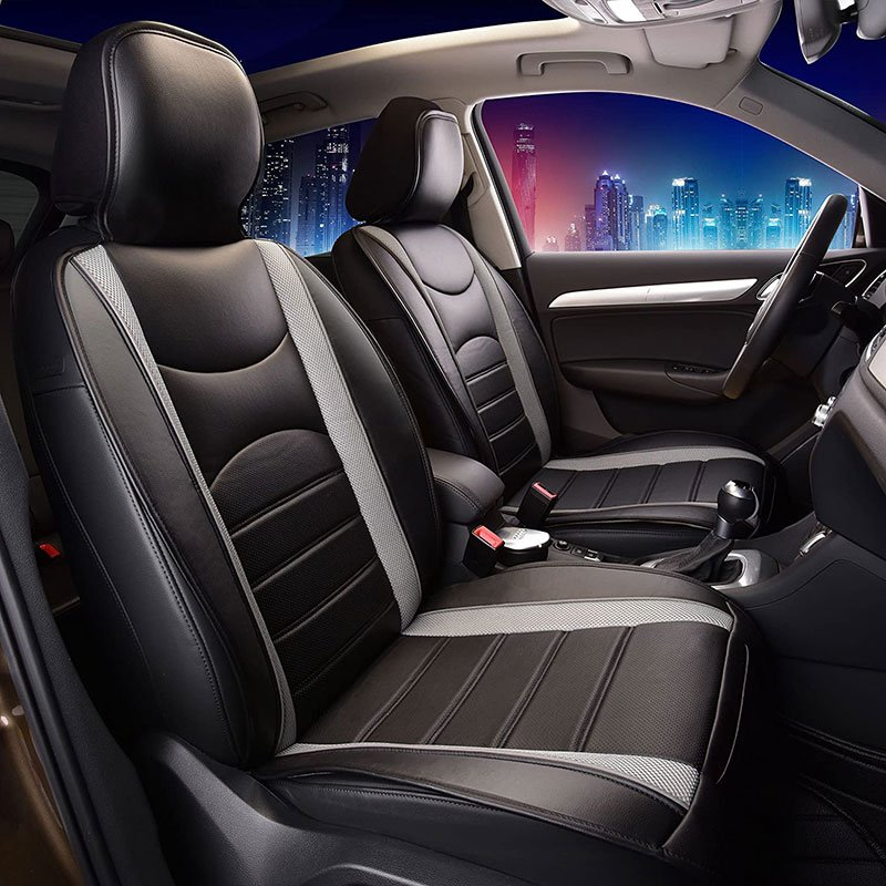 Best waterproof seat covers Leather-look