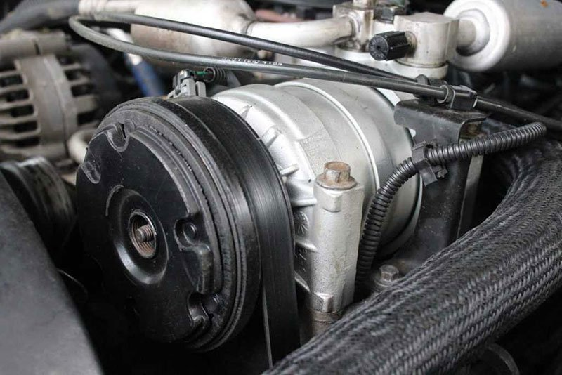 How Tell if the Car AC Compressor is Bad?