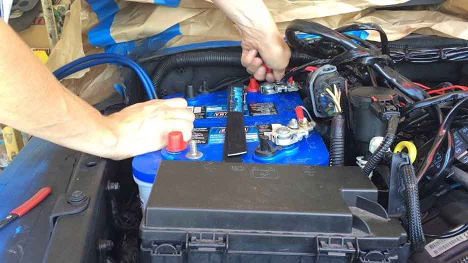 How to Choose the Best Battery for Winching