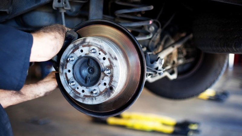 What Do Brakes Consist Of?