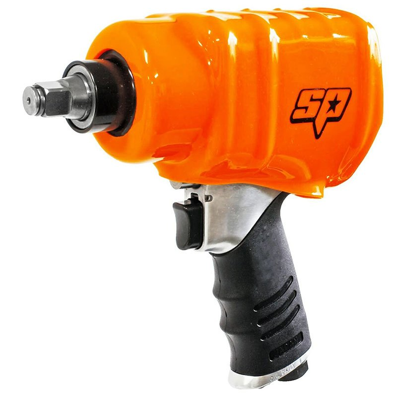 What is the ideal torque of an impact wrench?