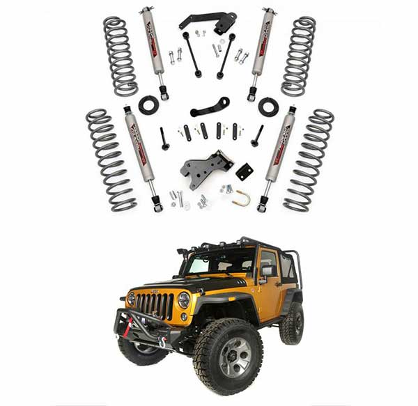 What tools will I need to install a lift kit in my Jeep