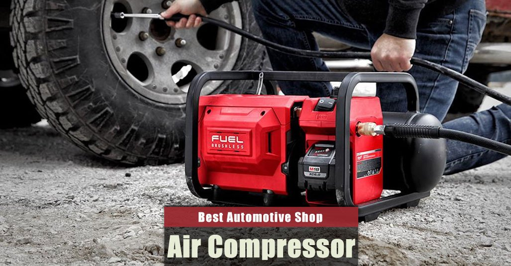 Best air compressor for automotive shop