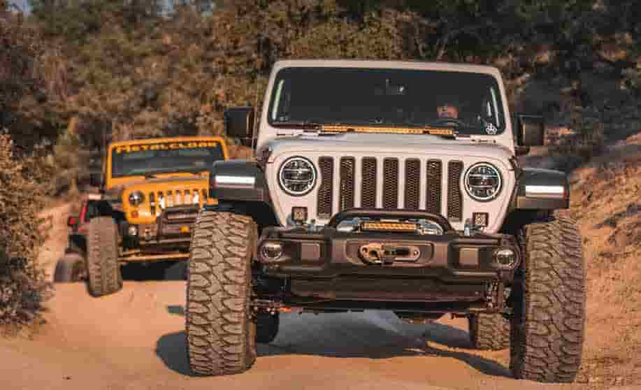 Jeep Wrangler JK and JKU