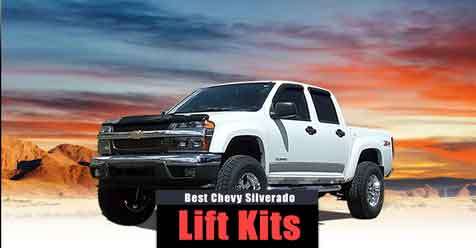 Best Lift Kits for Chevy Silverado 2500hd